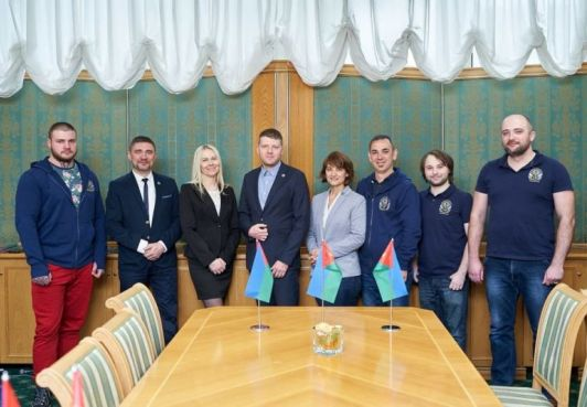 Прошла встреча граждан Королевства Северный Бархант в Москве