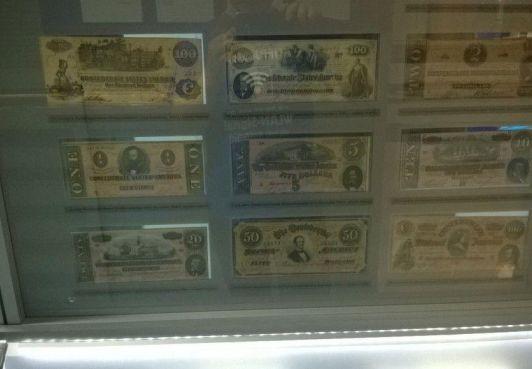 Граждане Королевства Северный Бархант посетили Музей денег в Москве
