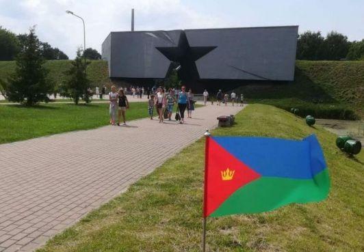 Граждане Северного Барханта приняли участие в праздновании 75-летия освобождения Бреста