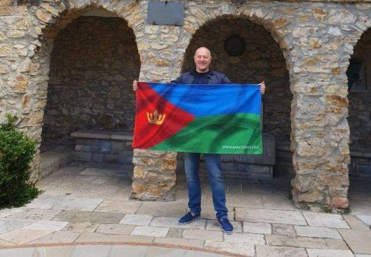 Министр информации Олин Макофф посетил Княжество Себорга