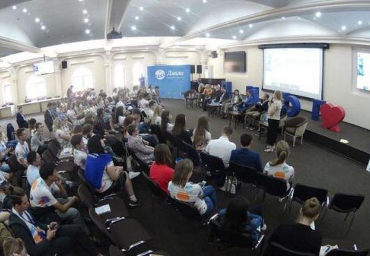 Граждане Северного Барханта посетили X Международный молодежный лагерь Диалог