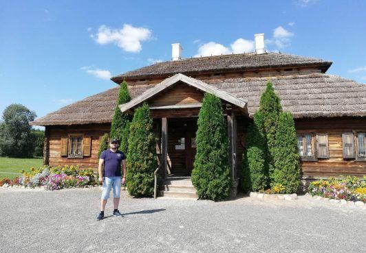 Граждане Королевства Северный Бархант посетили мемориальный музей-усадьбу имени Т. Костюшко