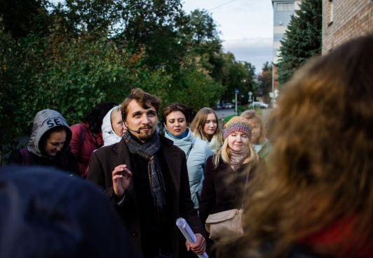 Бархантцы посетили Литературный Нижний