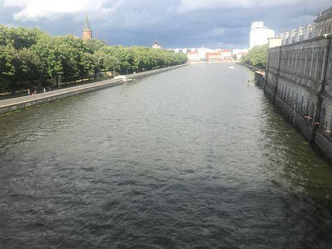 Река Преголя