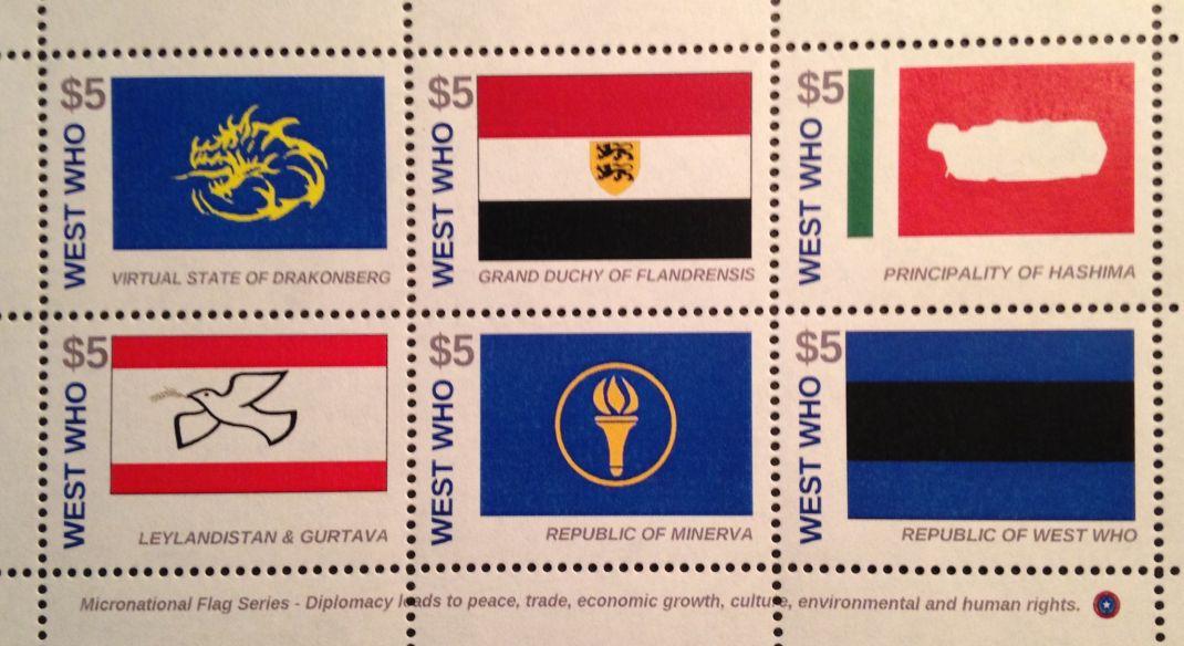 Создана Микронациональная почтовая ассоциация