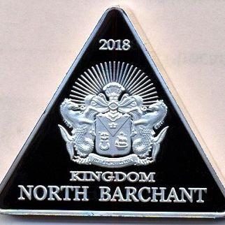 Королевство Северный Бархант планирует новый выпуск монет